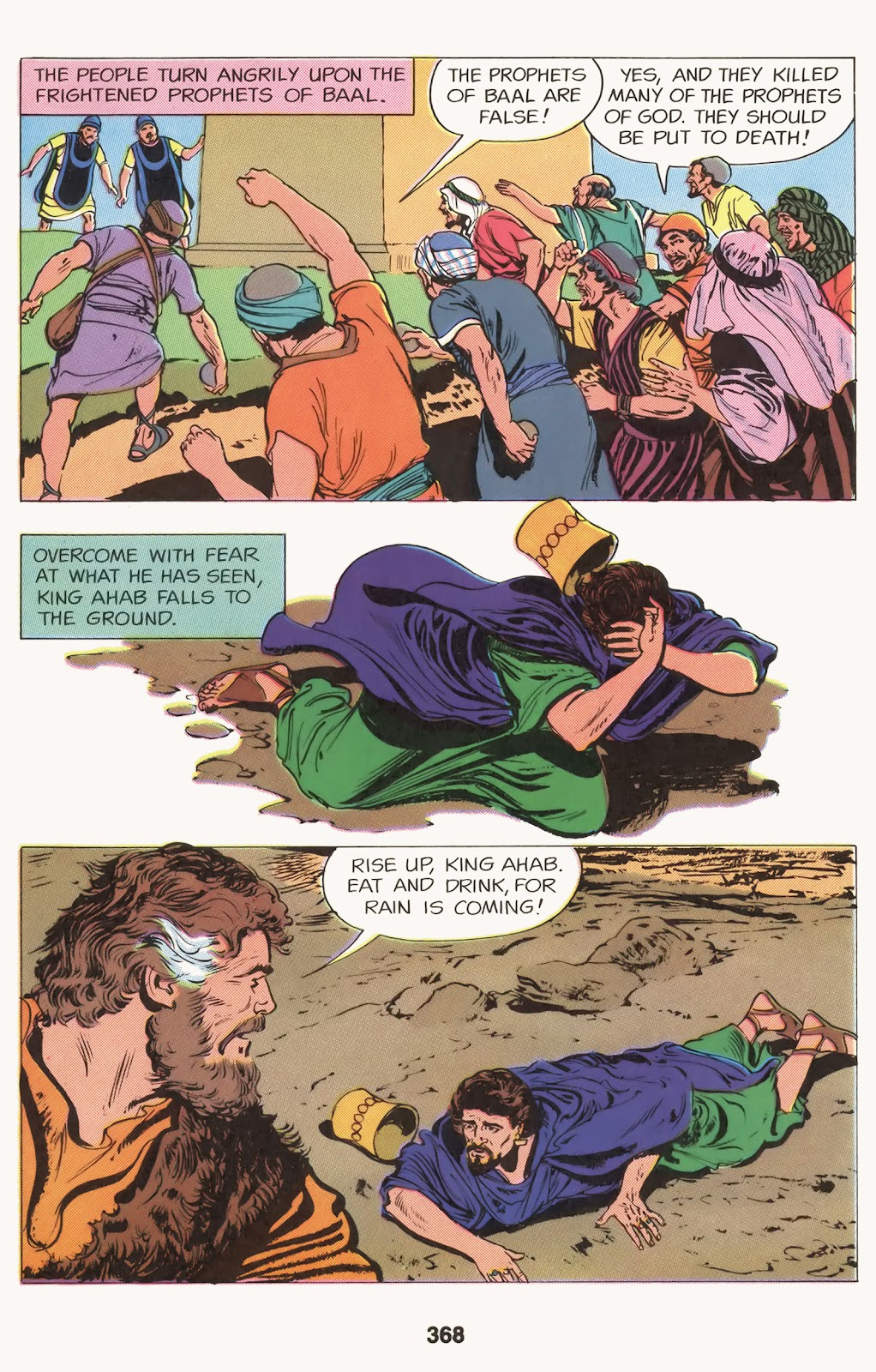 The Picture Bible issue TPB (Part 4) - Page 71