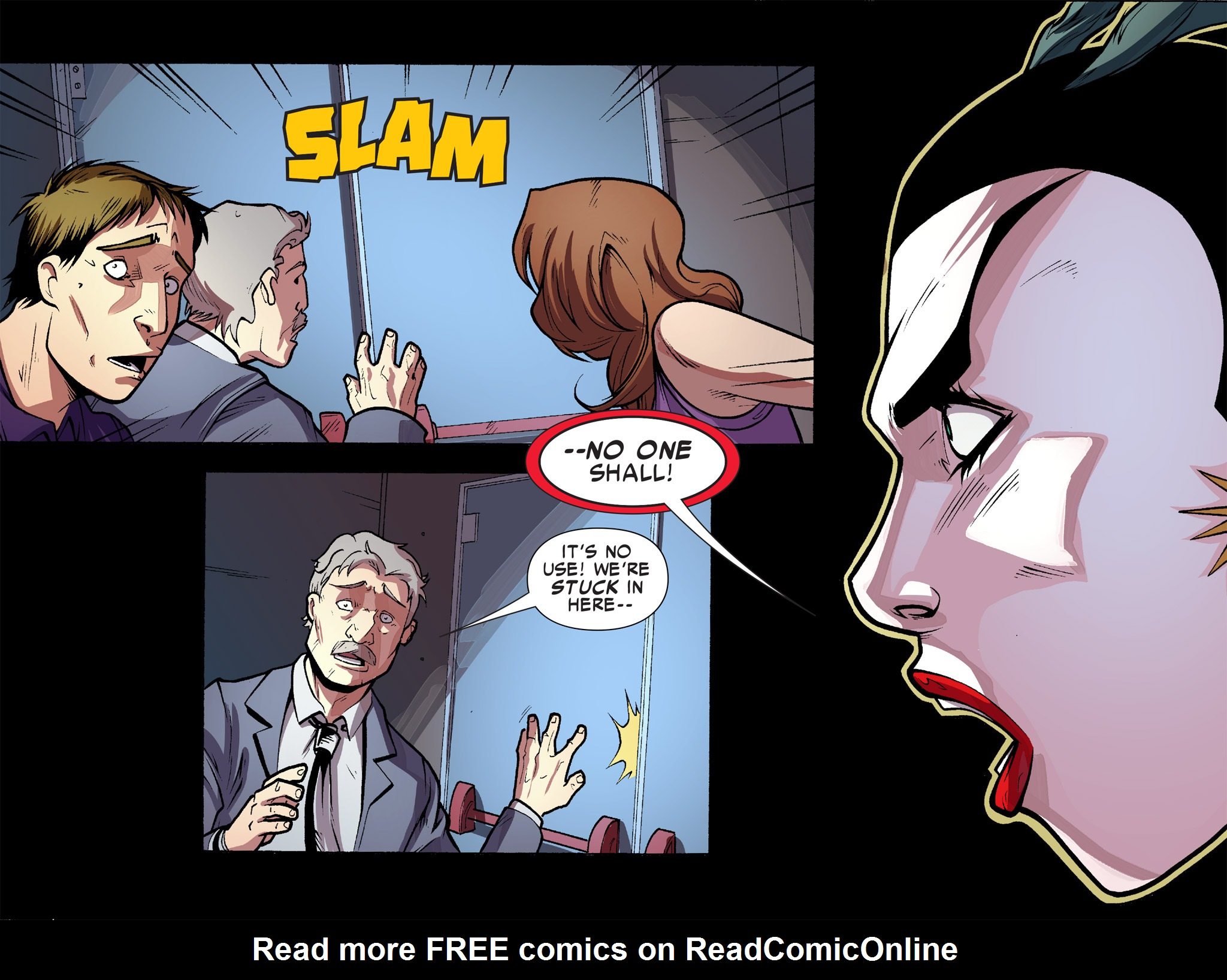 Read online Ultimate Spider-Man (Infinite Comics) (2016) comic -  Issue #10 - 12