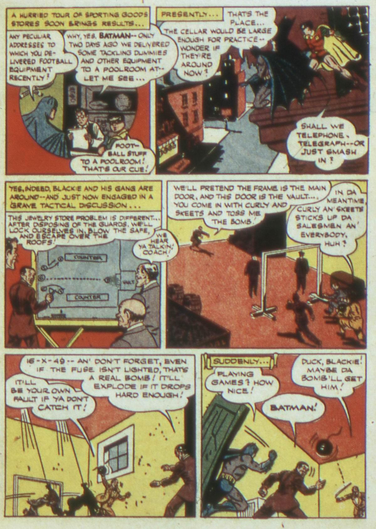 Read online Detective Comics (1937) comic -  Issue #82 - 7