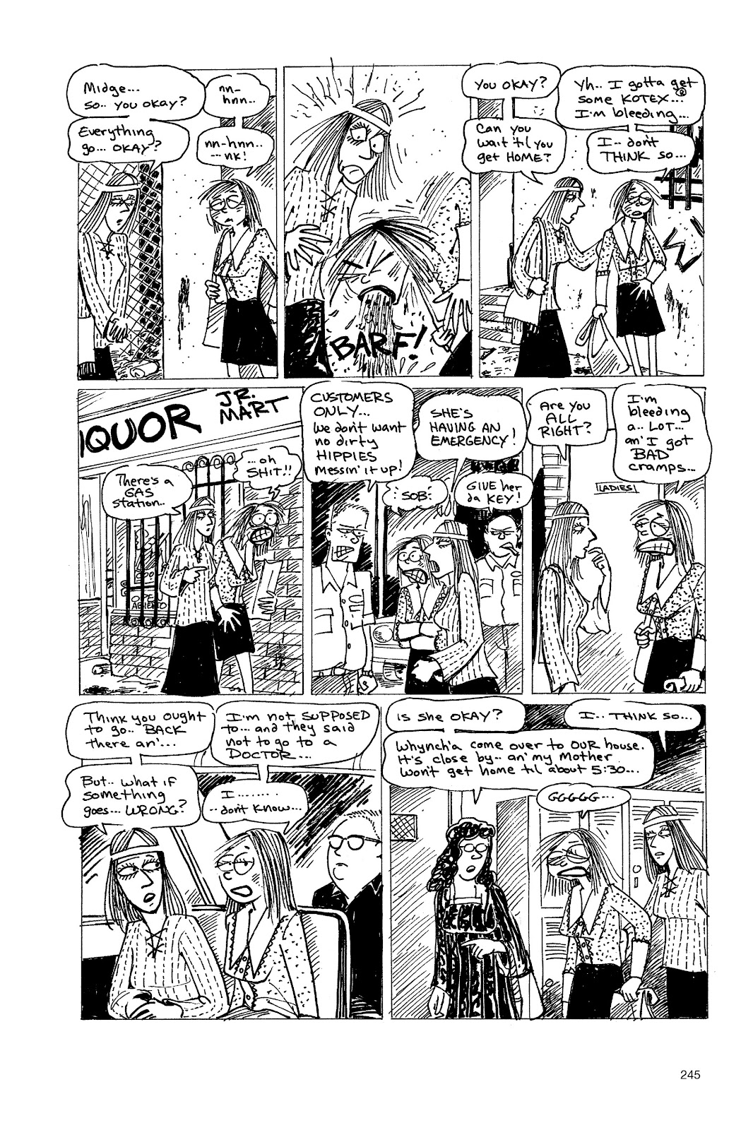 Read online Life's a Bitch: The Complete Bitchy Bitch Stories comic -  Issue # TPB (Part 3) - 39