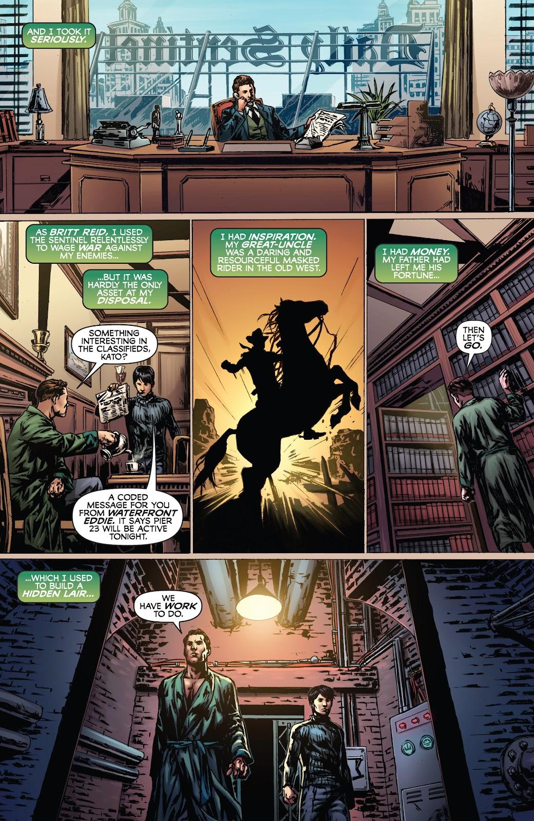 Read online Vampirella Strikes comic -  Issue #5 - 28