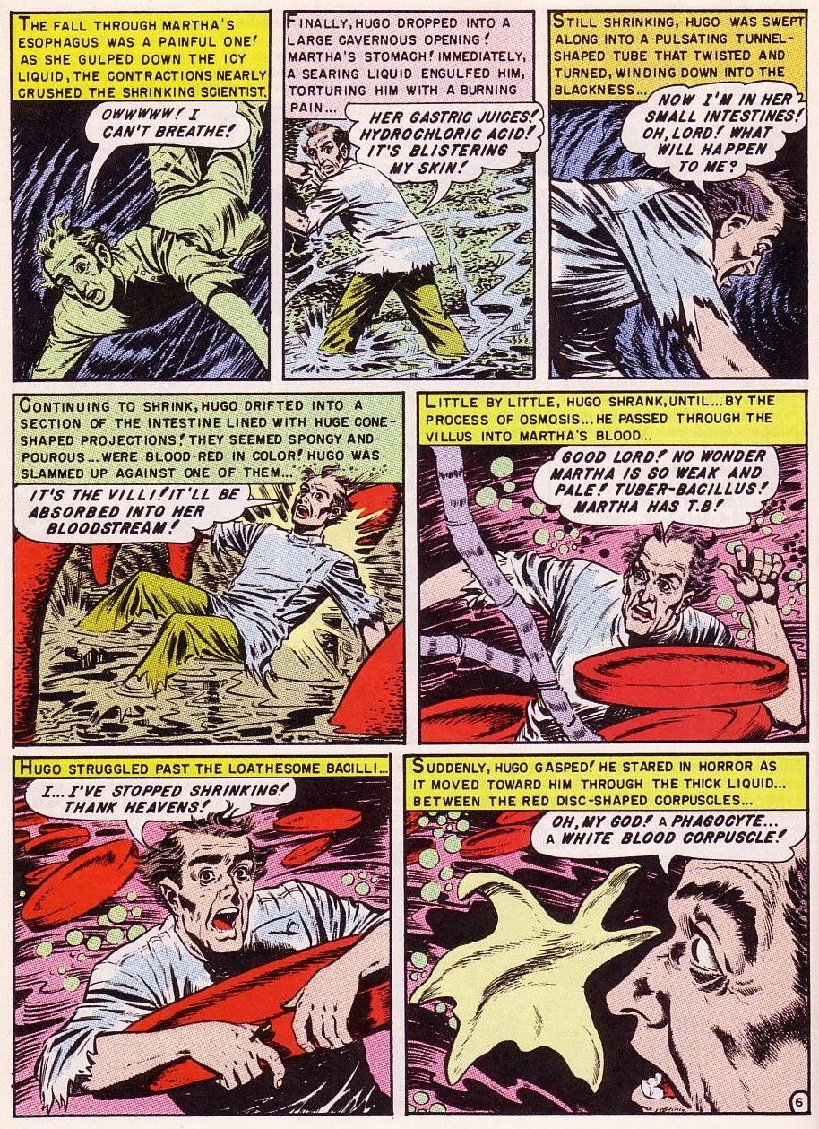 Weird Fantasy (1951) issue 11 - Page 16