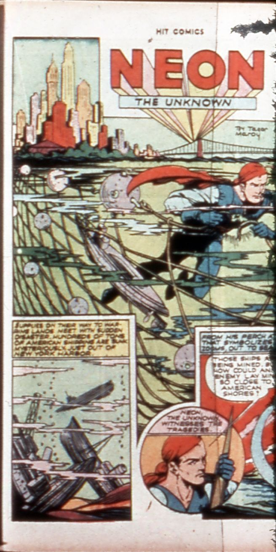 Read online Hit Comics comic -  Issue #14 - 41
