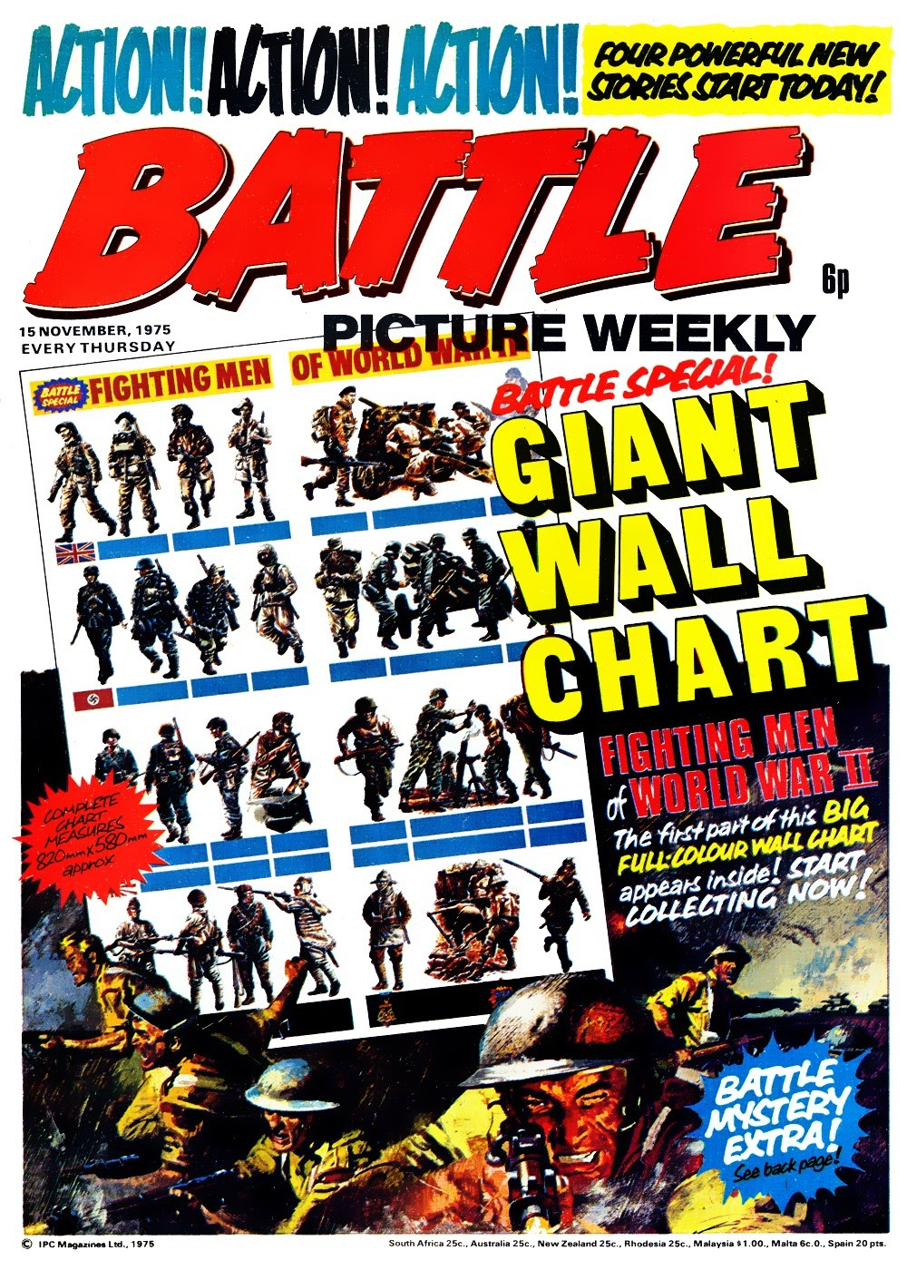 Battle Picture Weekly 37 Page 1