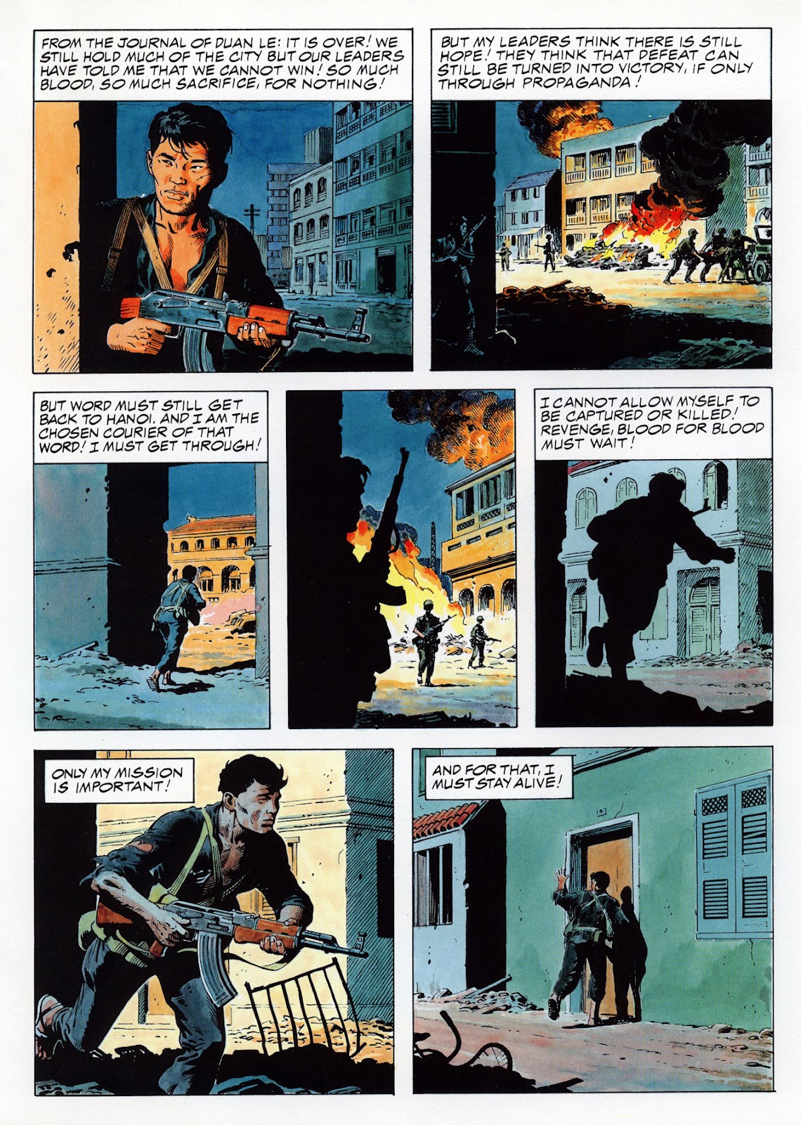 Epic Graphic Novel: Hearts and Minds issue Full - Page 59
