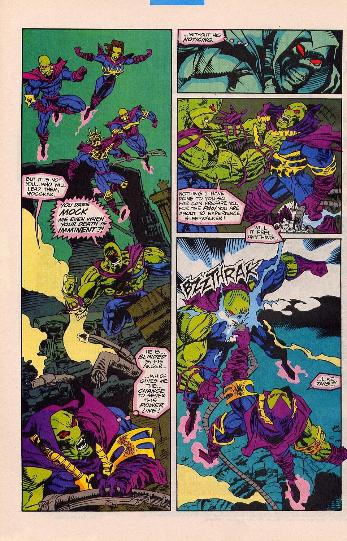 Read online Sleepwalker comic -  Issue #26 - 21