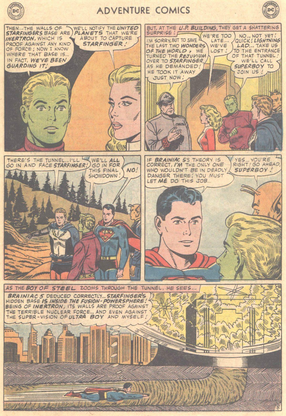 Read online Adventure Comics (1938) comic -  Issue #336 - 20