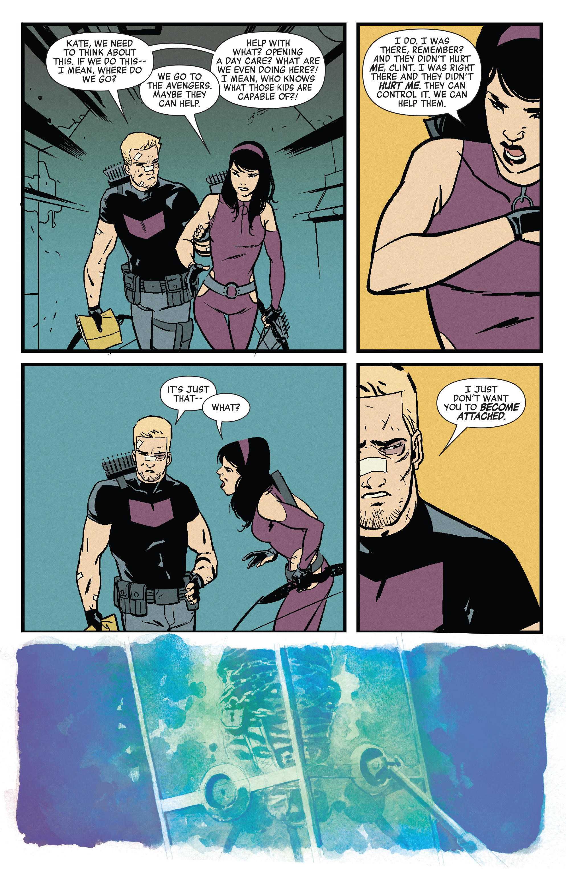 Read online All-New Hawkeye (2015) comic -  Issue #3 - 8