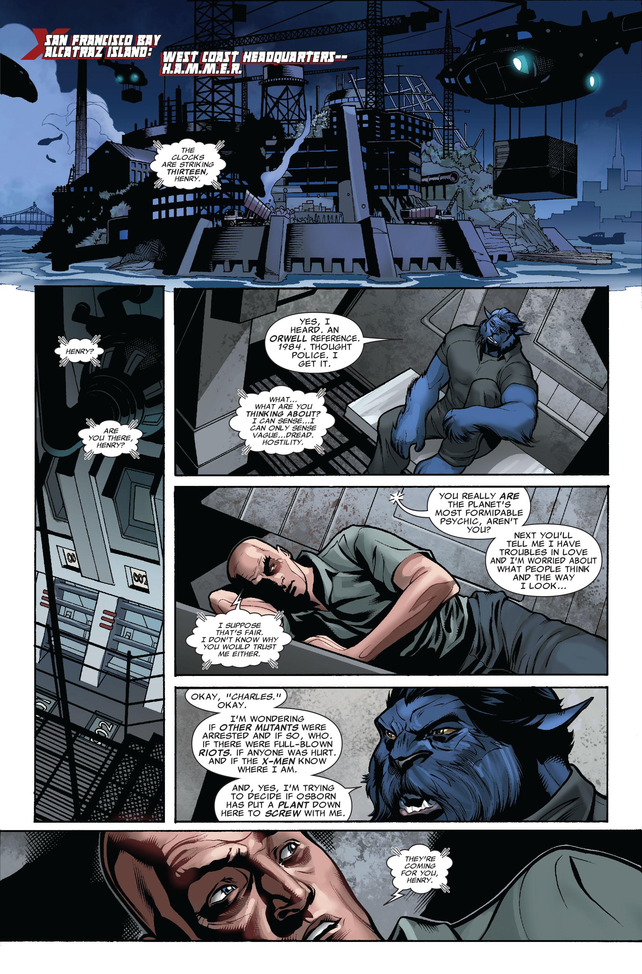 Read online Uncanny X-Men (1963) comic -  Issue #513 - 7