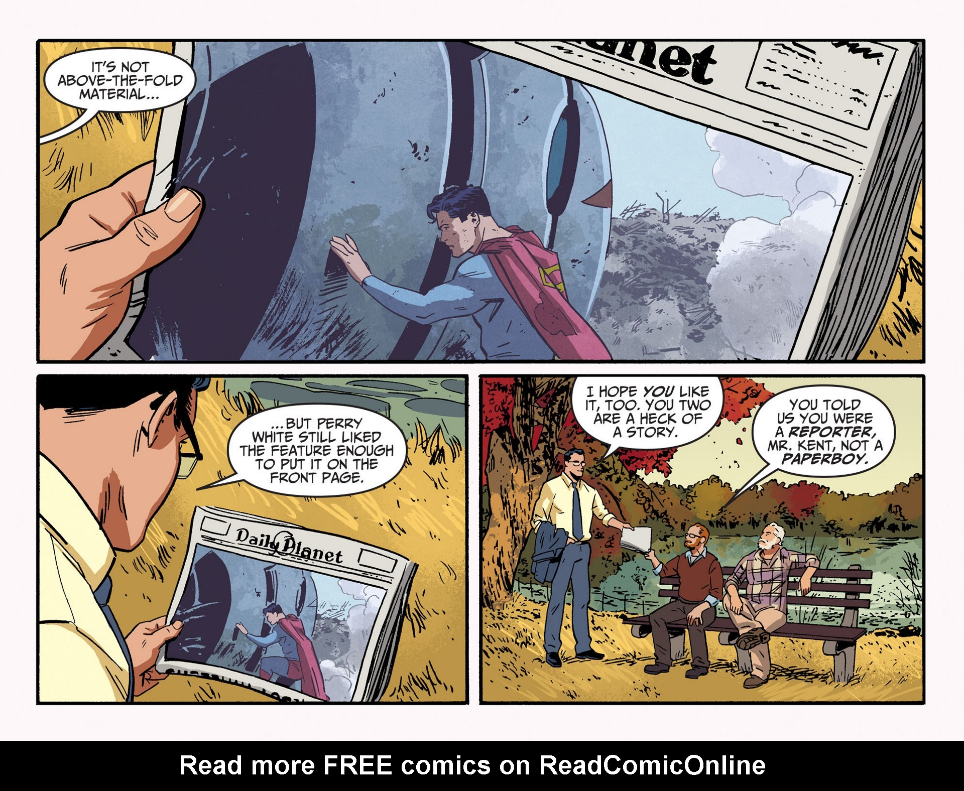 Read online Adventures of Superman [I] comic -  Issue #45 - 21