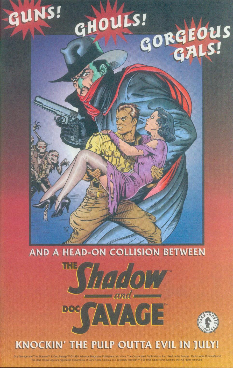 Godzilla (1995) Issue #2 #3 - English 32