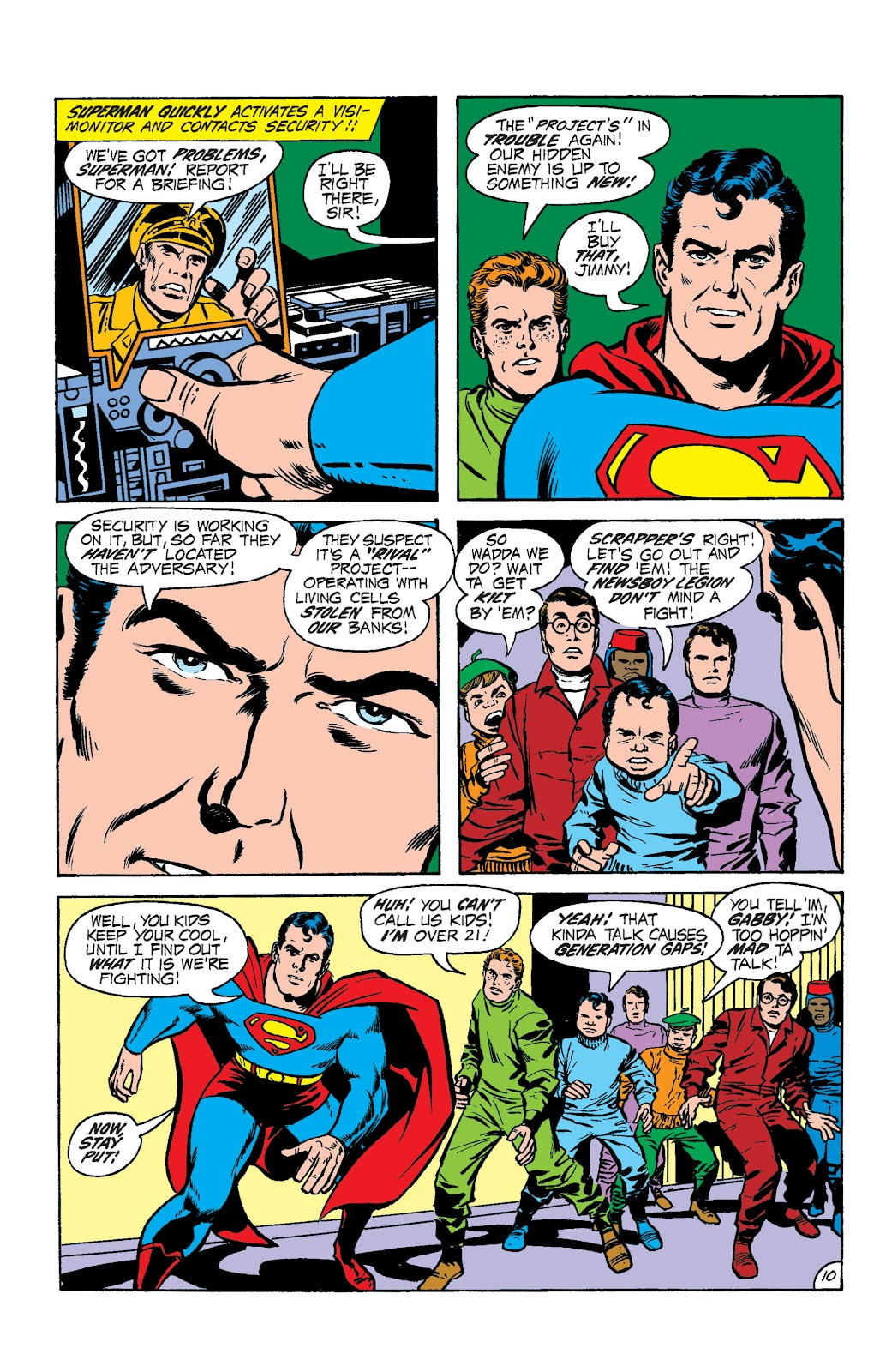 Read online Superman's Pal, Jimmy Olsen by Jack Kirby comic -  Issue # TPB (Part 2) - 8