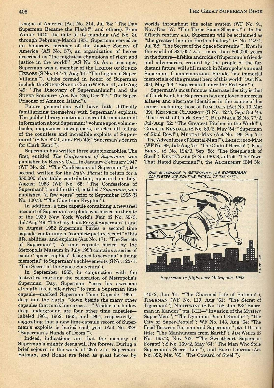 The Great Superman Book issue TPB (Part 5) - Page 7