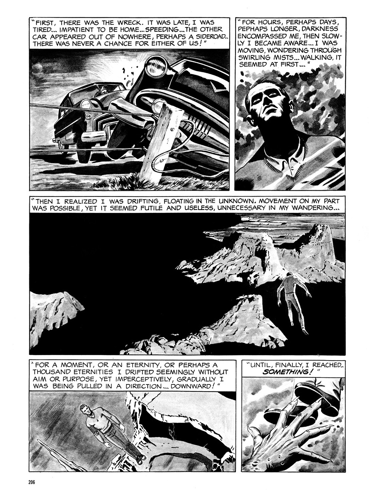 Read online Eerie Archives comic -  Issue # TPB 2 - 207