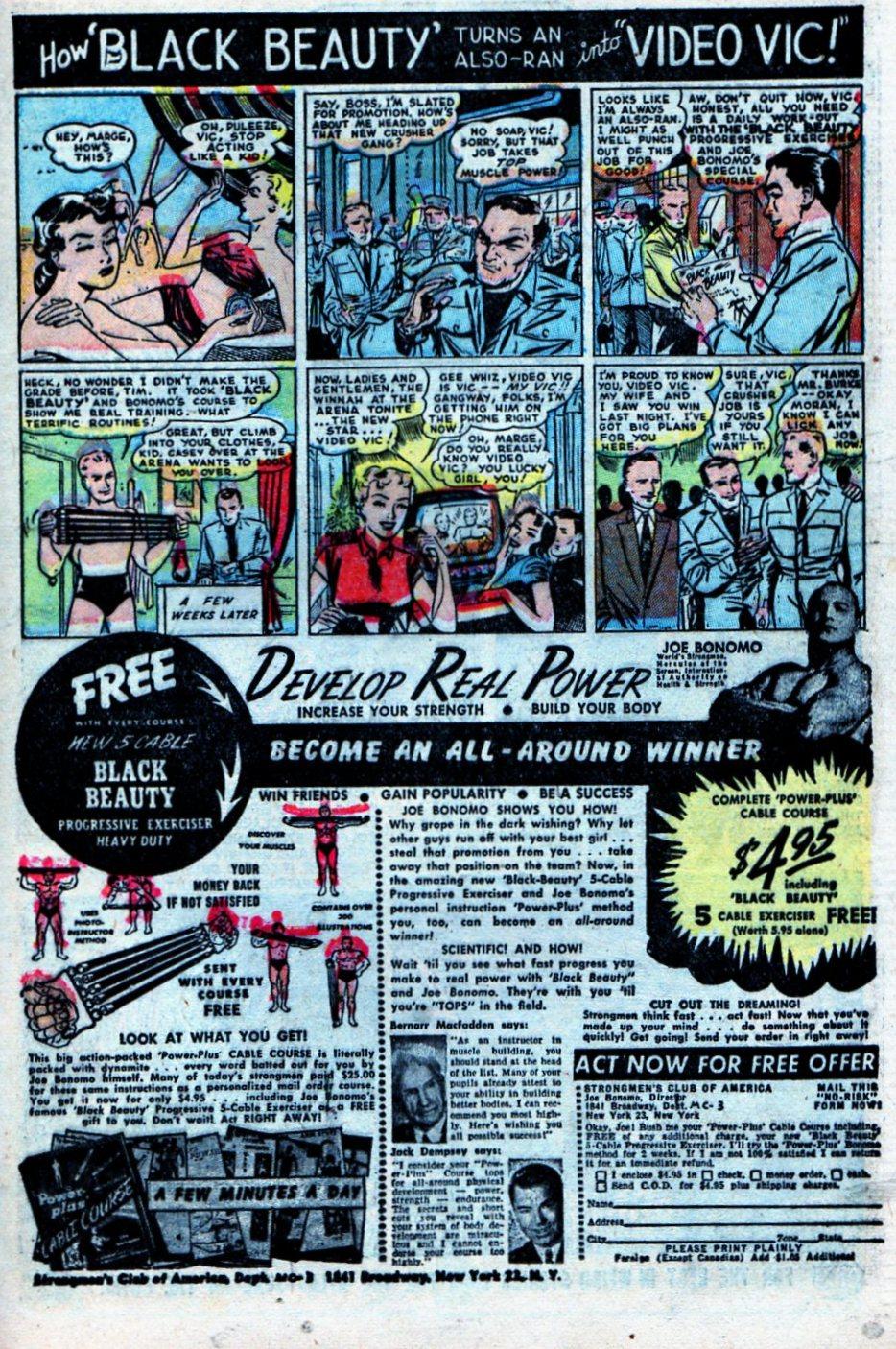 Read online Adventures into Weird Worlds comic -  Issue #27 - 22