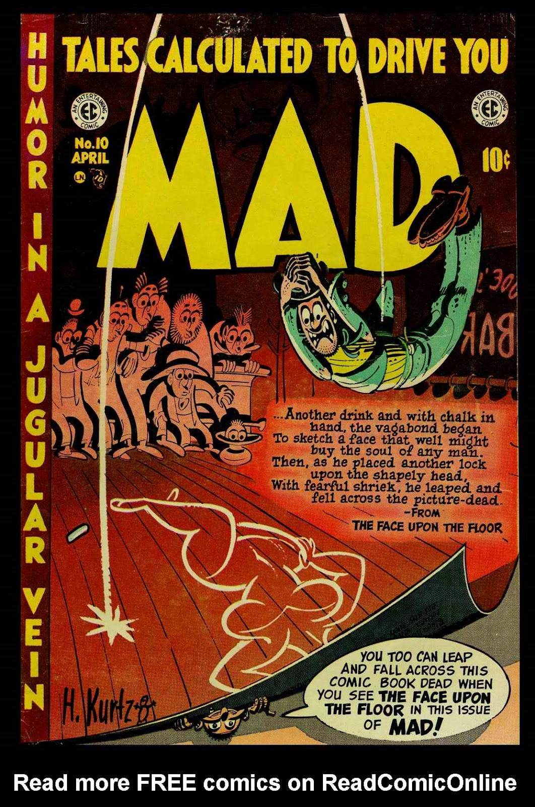 MAD issue 10 - Page 1