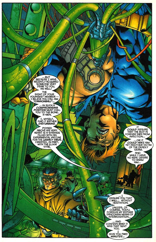 X-Men (1991) 64 Page 4