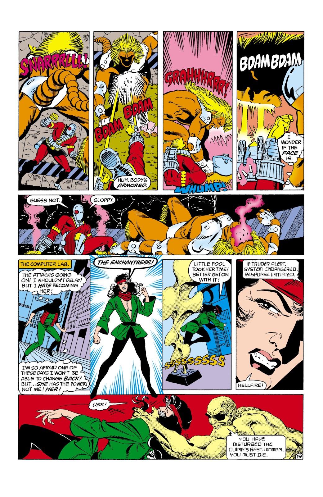 Suicide Squad (1987) Issue #2 #3 - English 20