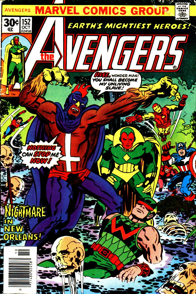 The Avengers (1963) 152 Page 1