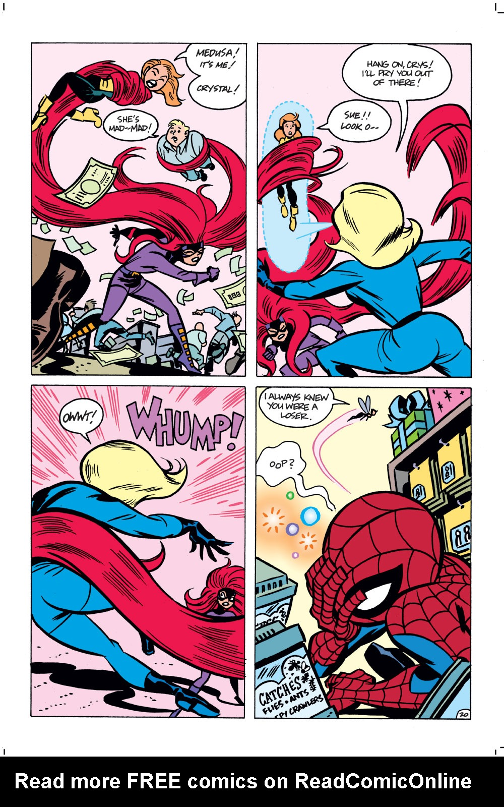 Spider-Man's Tangled Web Issue #21 #21 - English 20