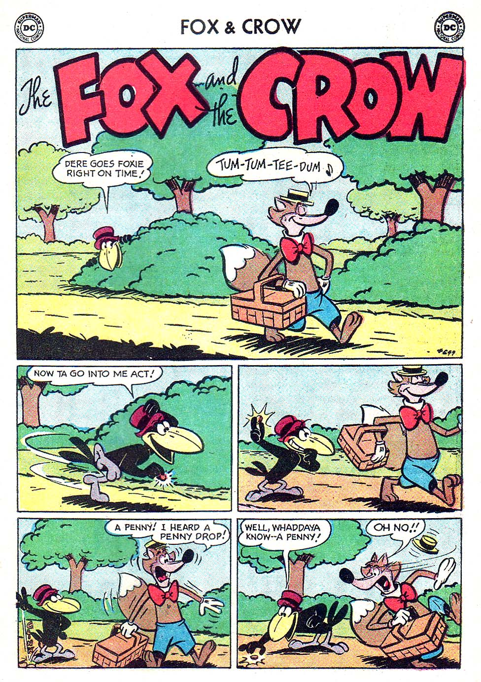 The Fox and the Crow issue 77 - Page 27