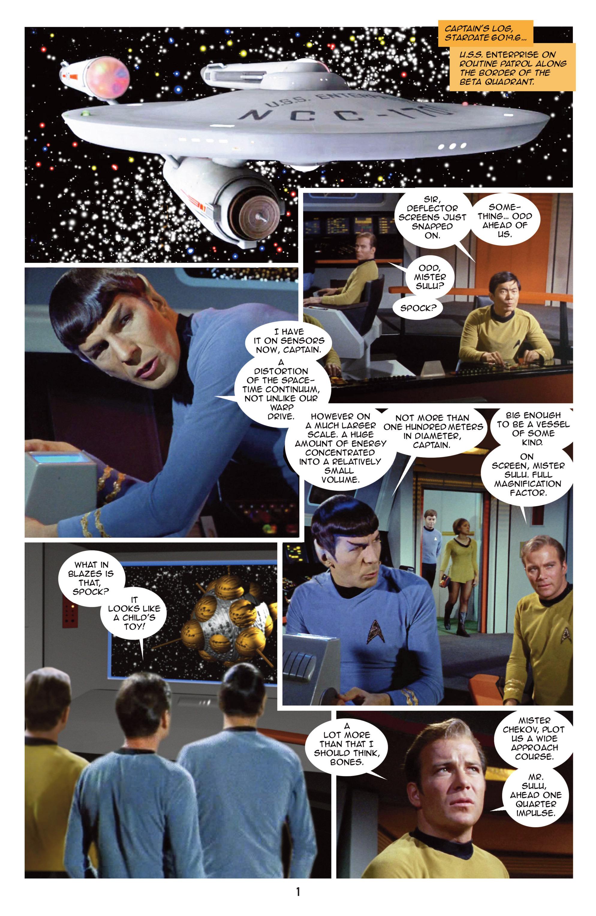 Read online Star Trek: New Visions comic -  Issue #15 - 3