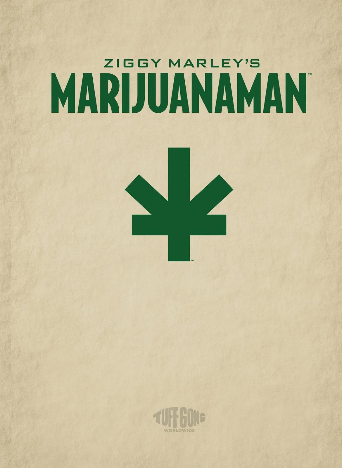 Read online Marijuanaman comic -  Issue # Full - 2