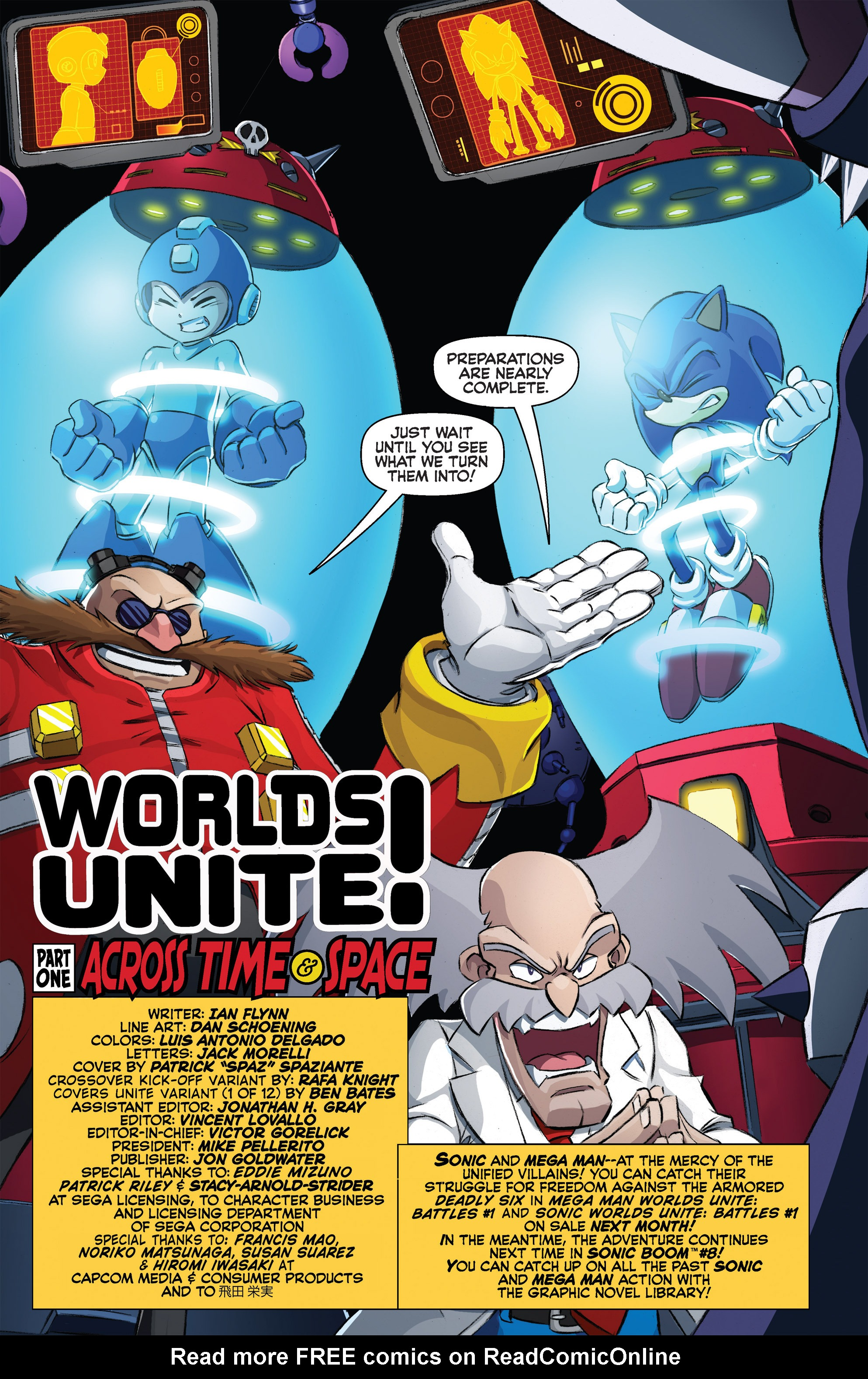 Read online Sonic Universe comic -  Issue #76 - 22