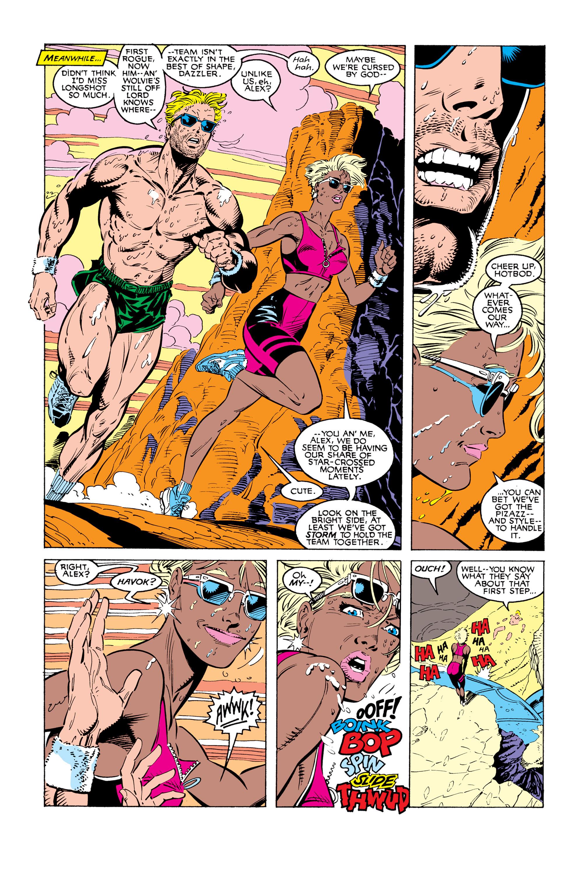 Read online Uncanny X-Men (1963) comic -  Issue #248 - 12