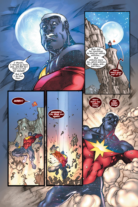 Captain Marvel (2002) Issue #6 #6 - English 21