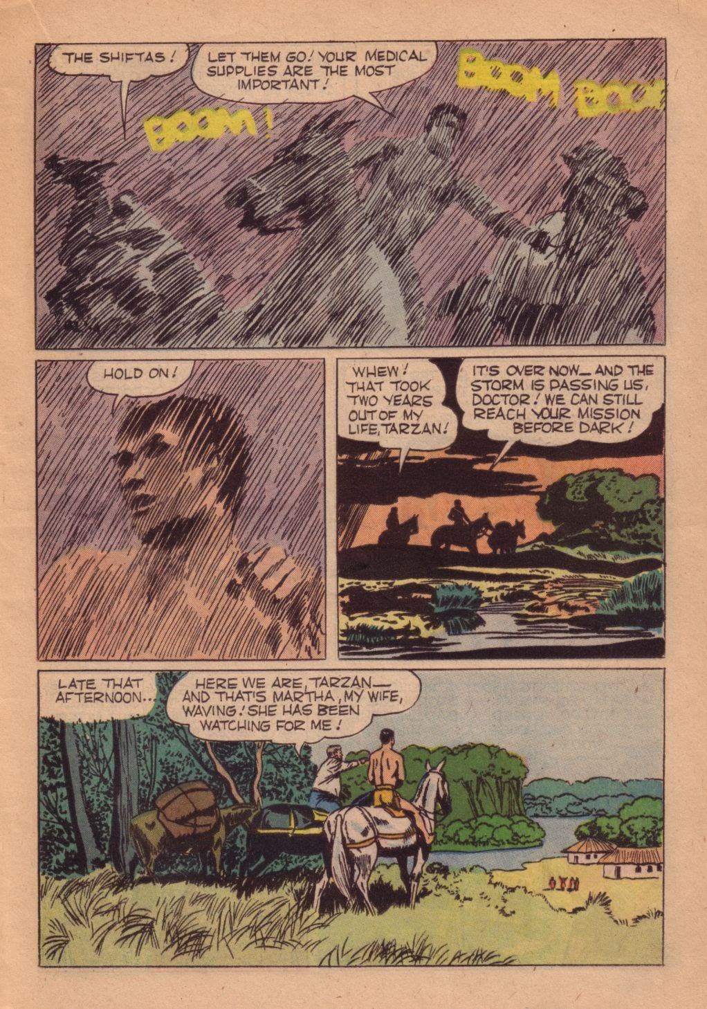 Tarzan (1948) issue 109 - Page 13