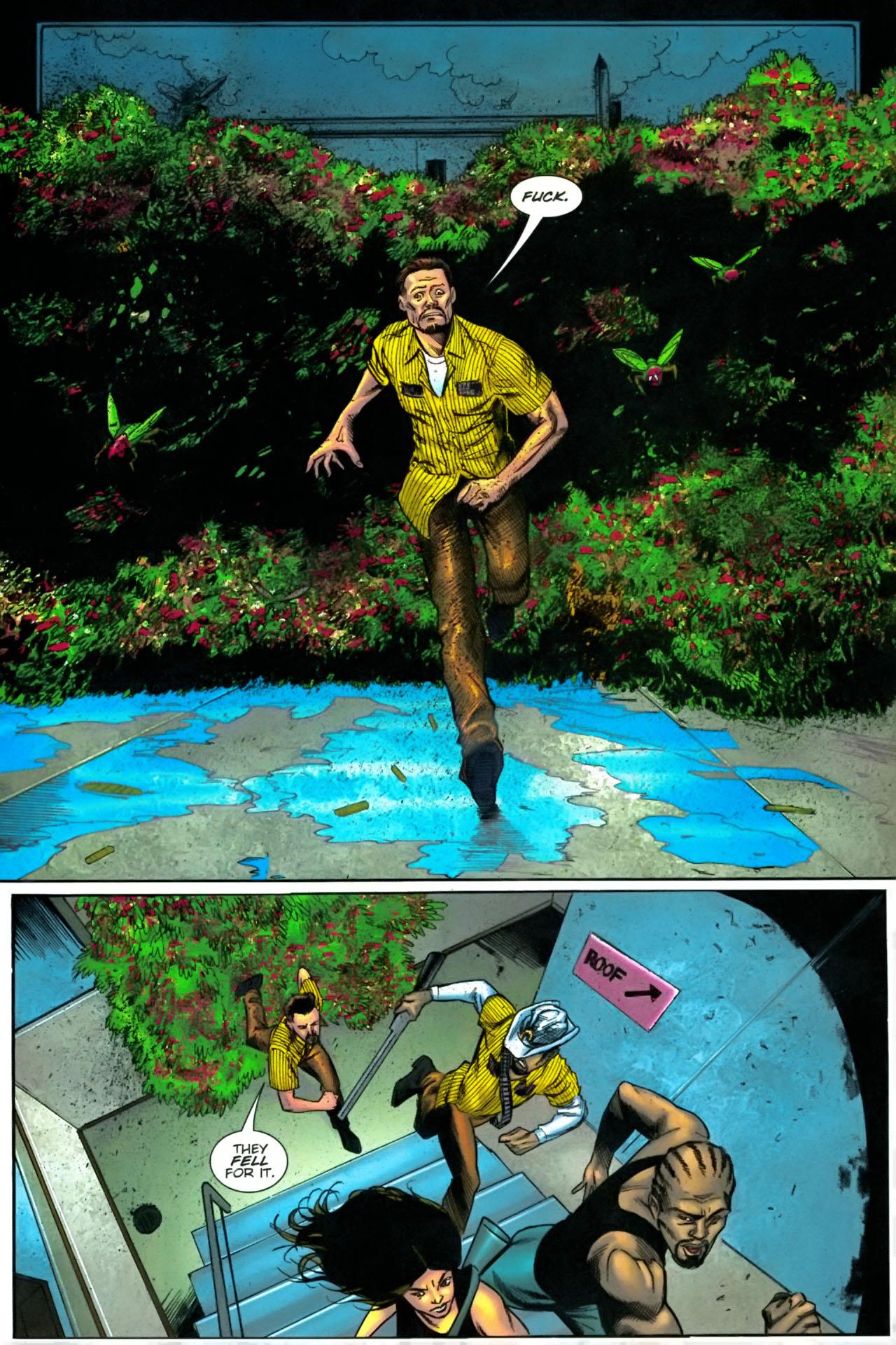 Read online The Exterminators comic -  Issue #23 - 7