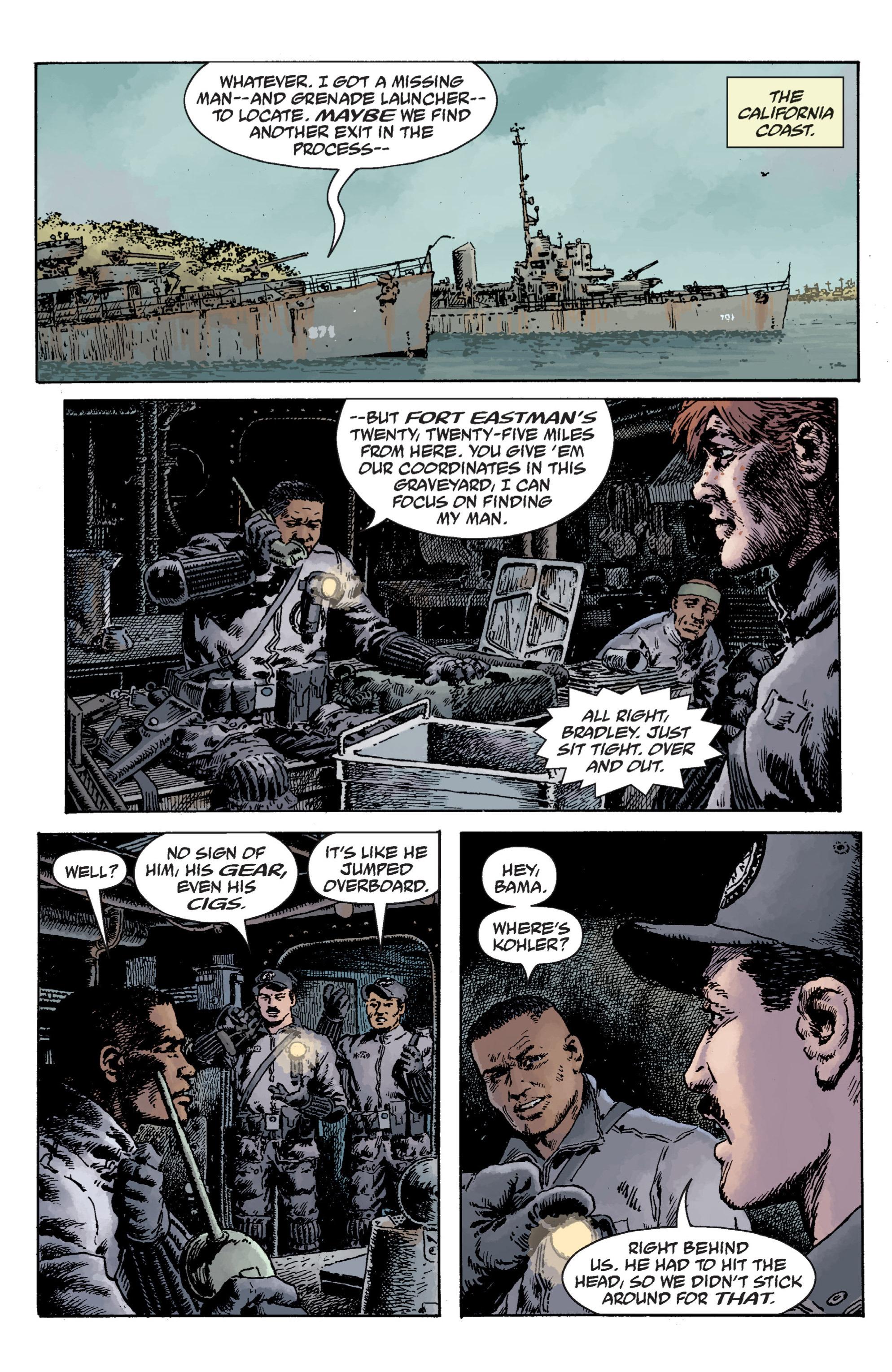 Read online B.P.R.D. (2003) comic -  Issue # TPB 12 - 66