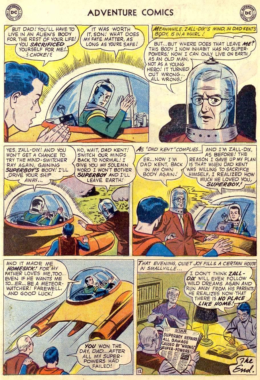 Read online Adventure Comics (1938) comic -  Issue #264 - 14