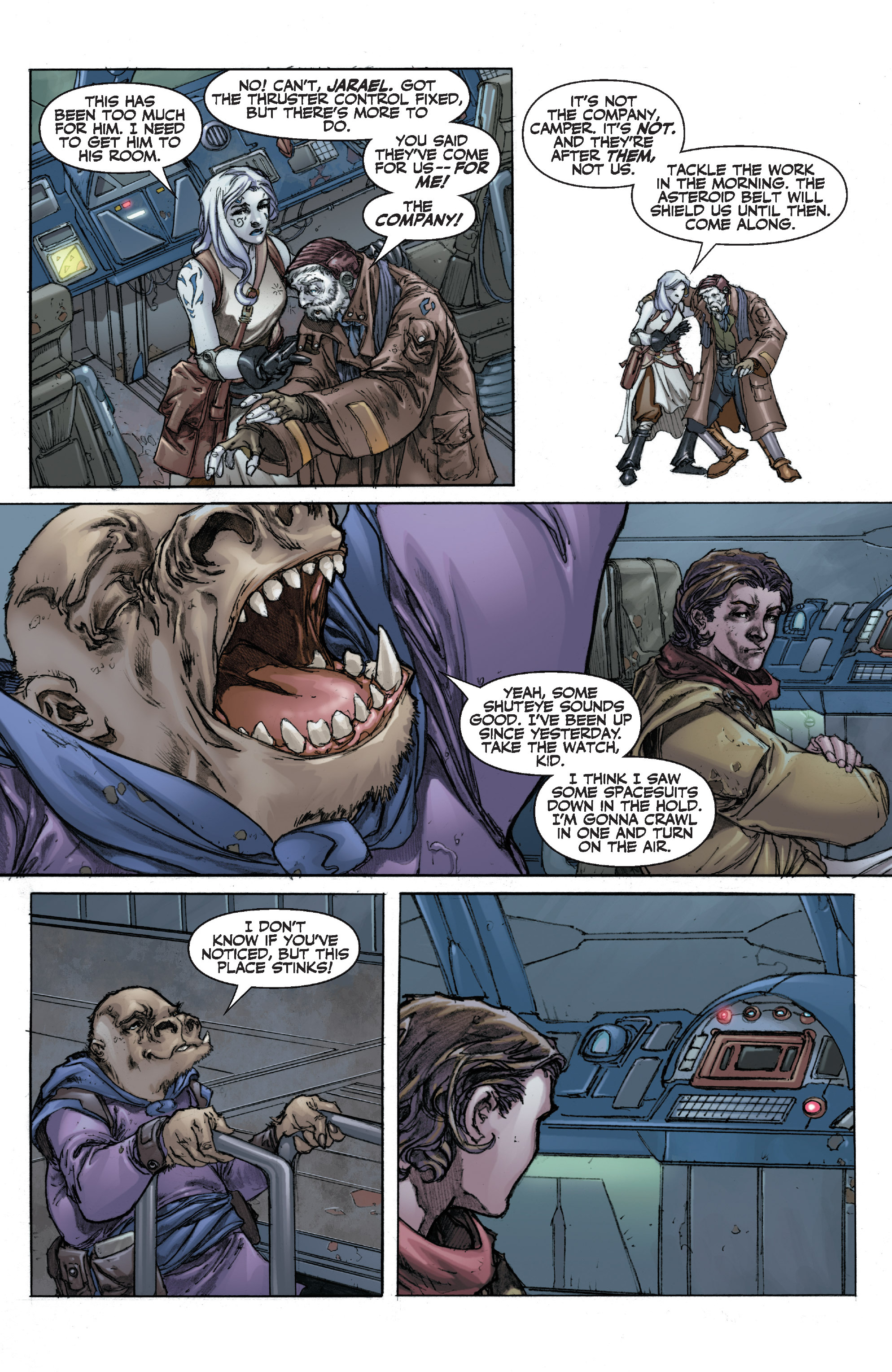Read online Star Wars Omnibus comic -  Issue # Vol. 29 - 86