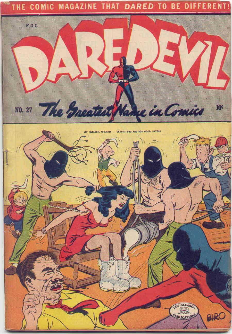 Daredevil (1941) 27 Page 1