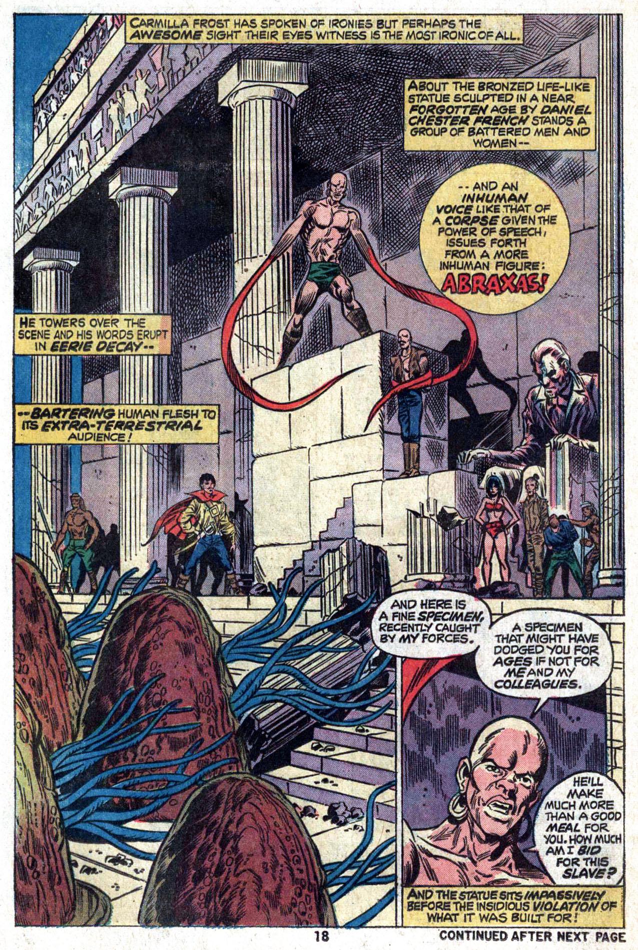Read online Amazing Adventures (1970) comic -  Issue #22 - 18