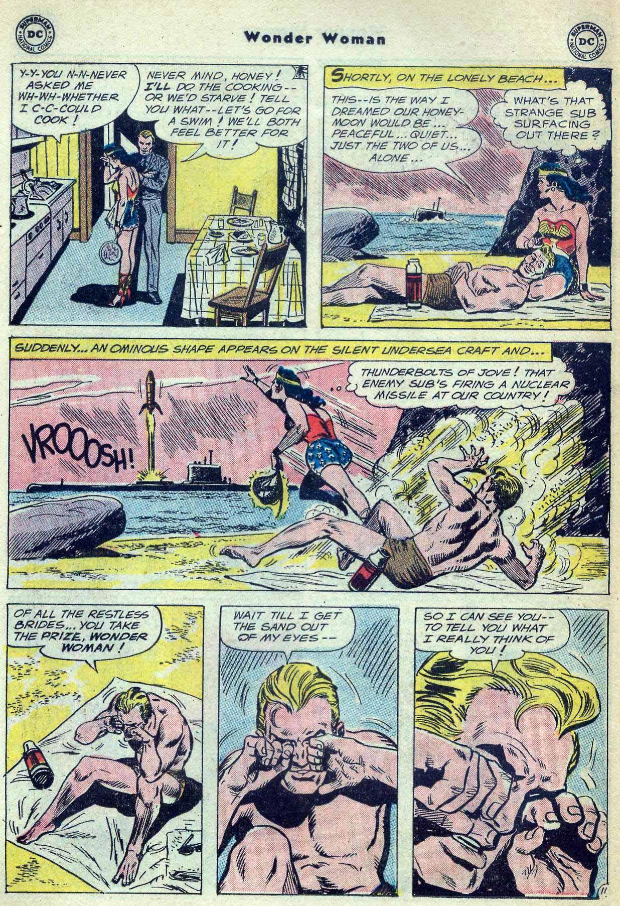 Read online Wonder Woman (1942) comic -  Issue #127 - 30