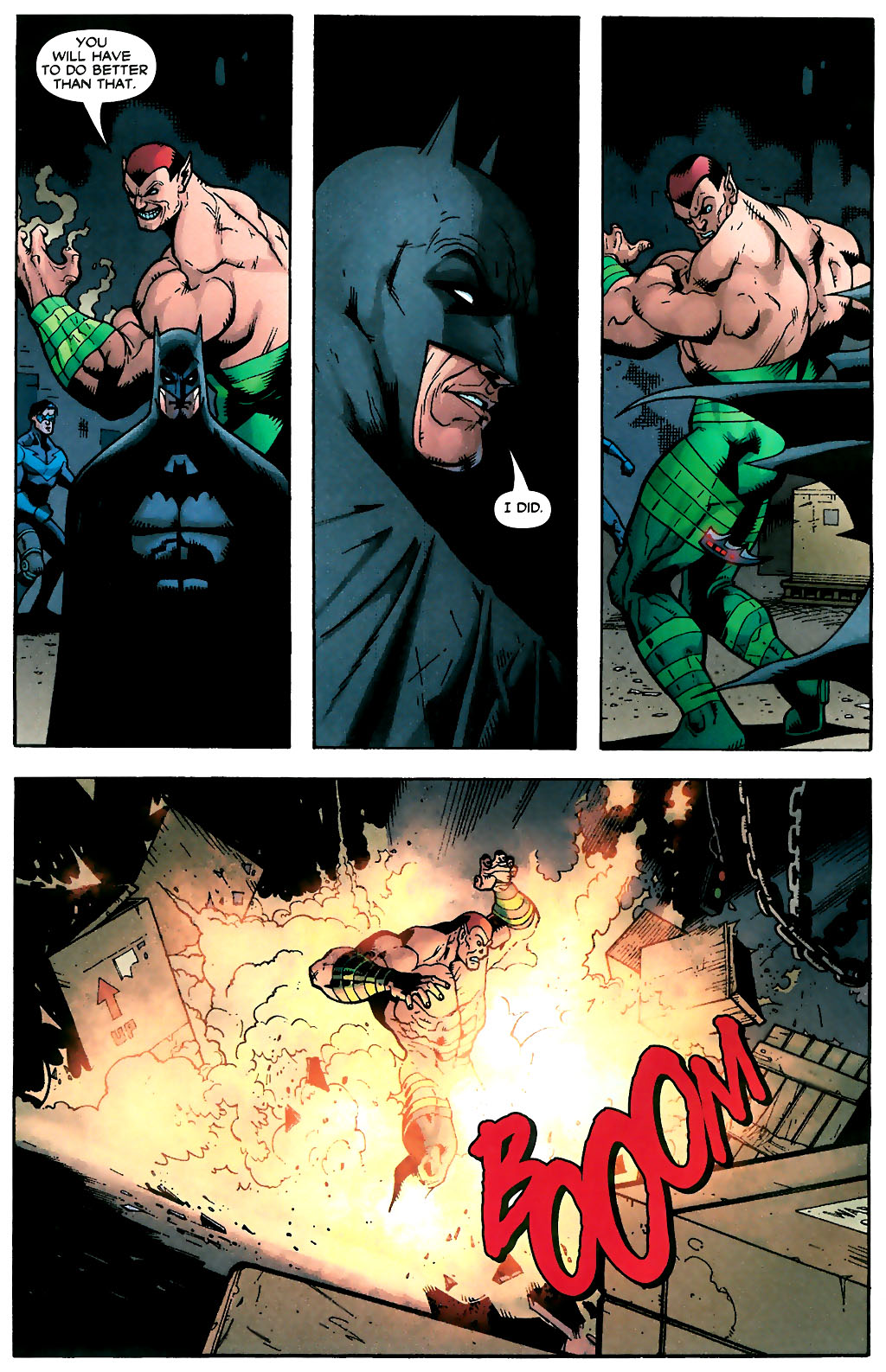 Batman: Under The Hood issue 3 - Page 8