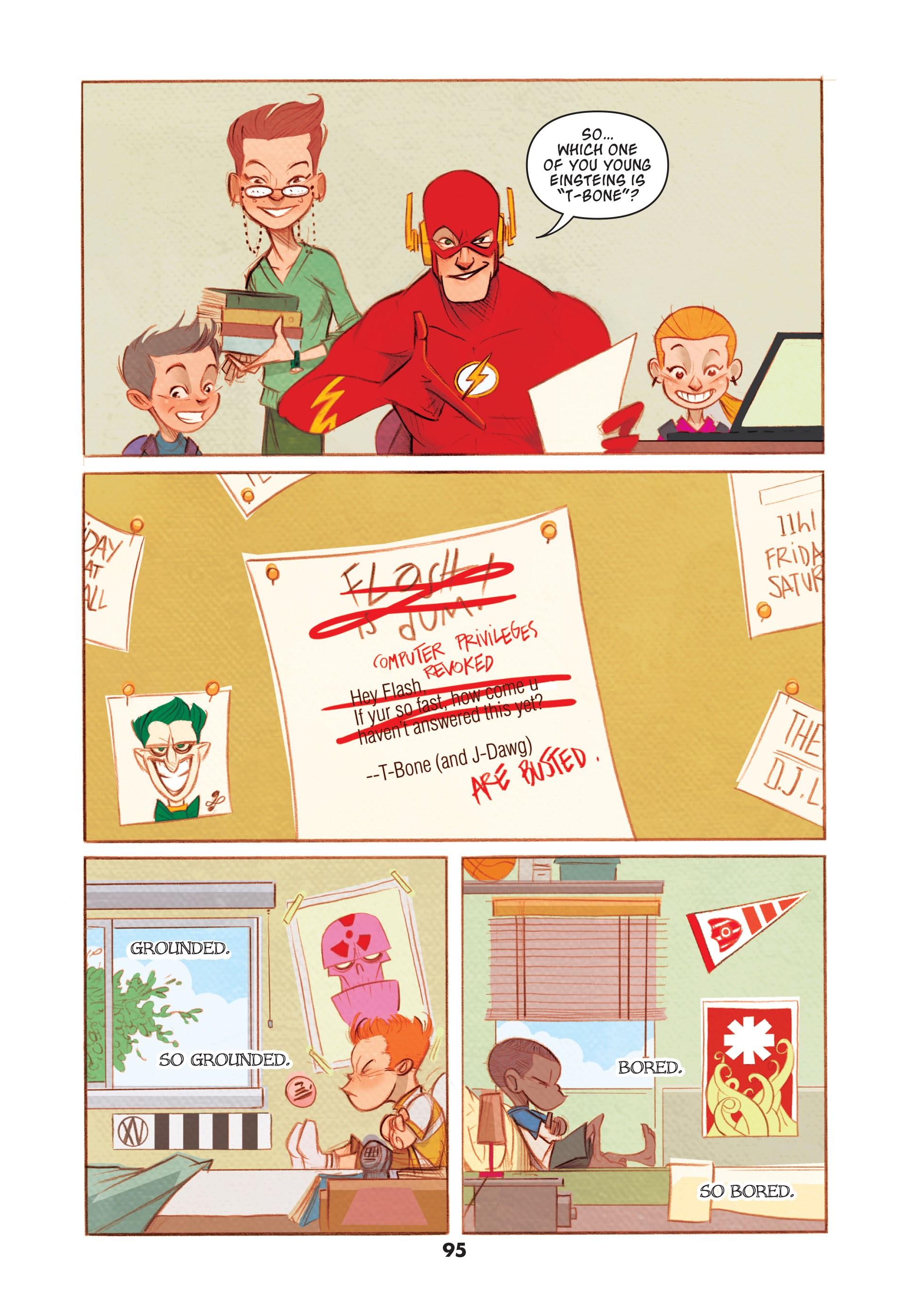 Dear Justice League #TPB_(Part_1) #2 - English 84