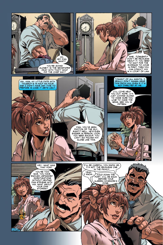 Read online Amazing Fantasy (2004) comic -  Issue #1 - 14