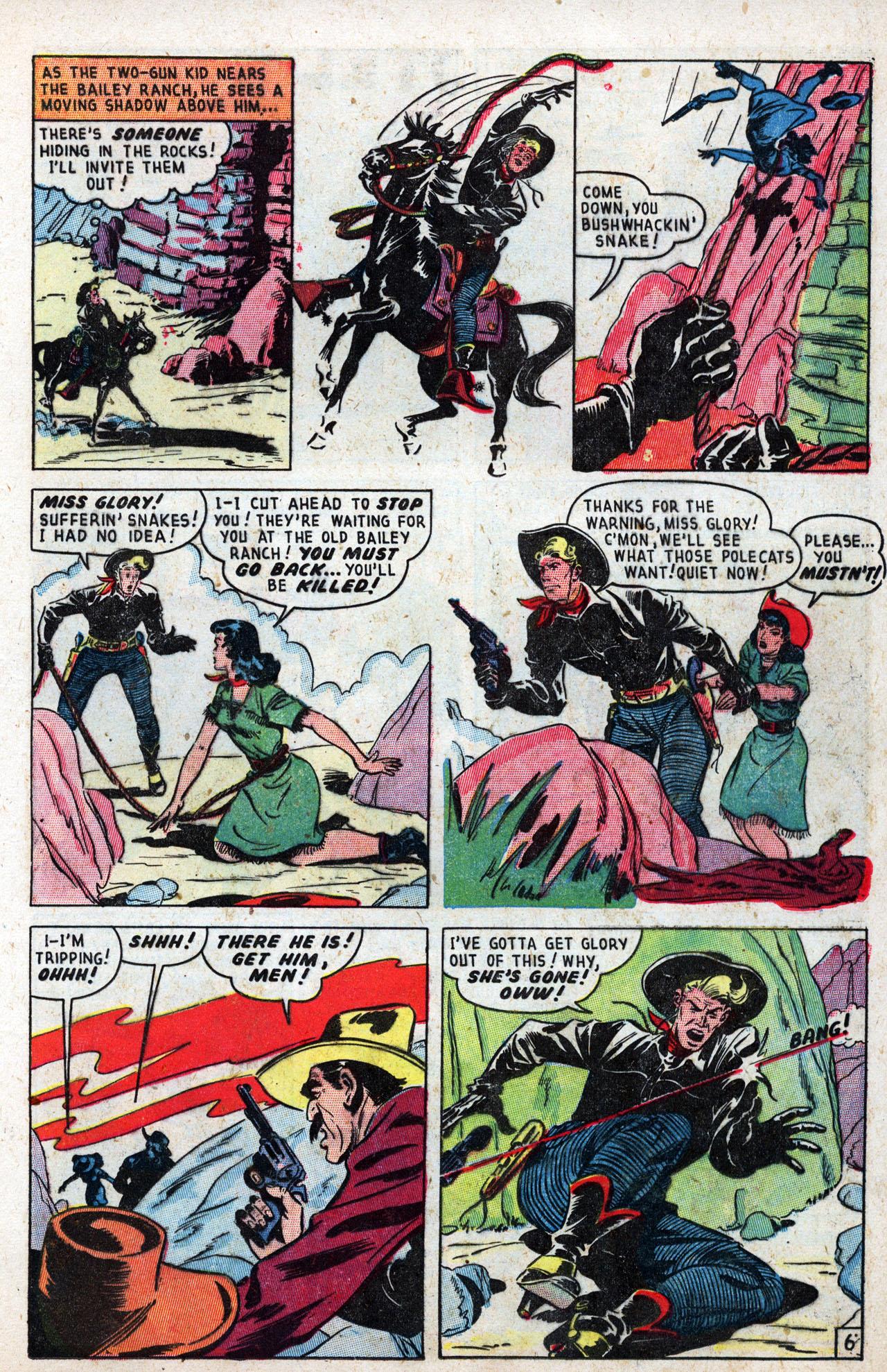 Read online Two-Gun Kid comic -  Issue #3 - 13