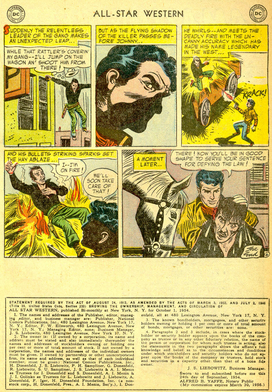 All-Star Western (1951) issue 81 - Page 33