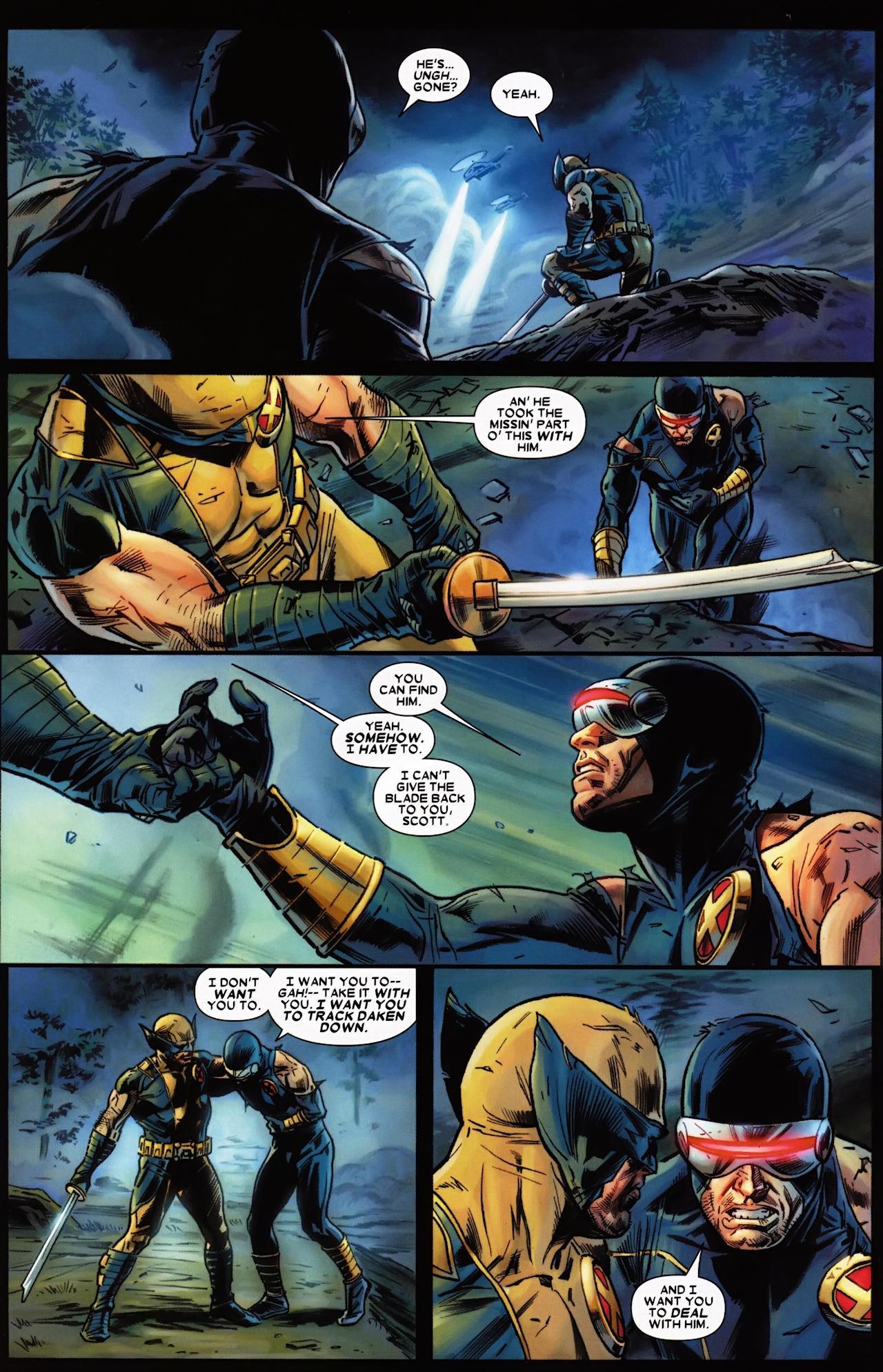 Read online Wolverine: Origins comic -  Issue #35 - 14