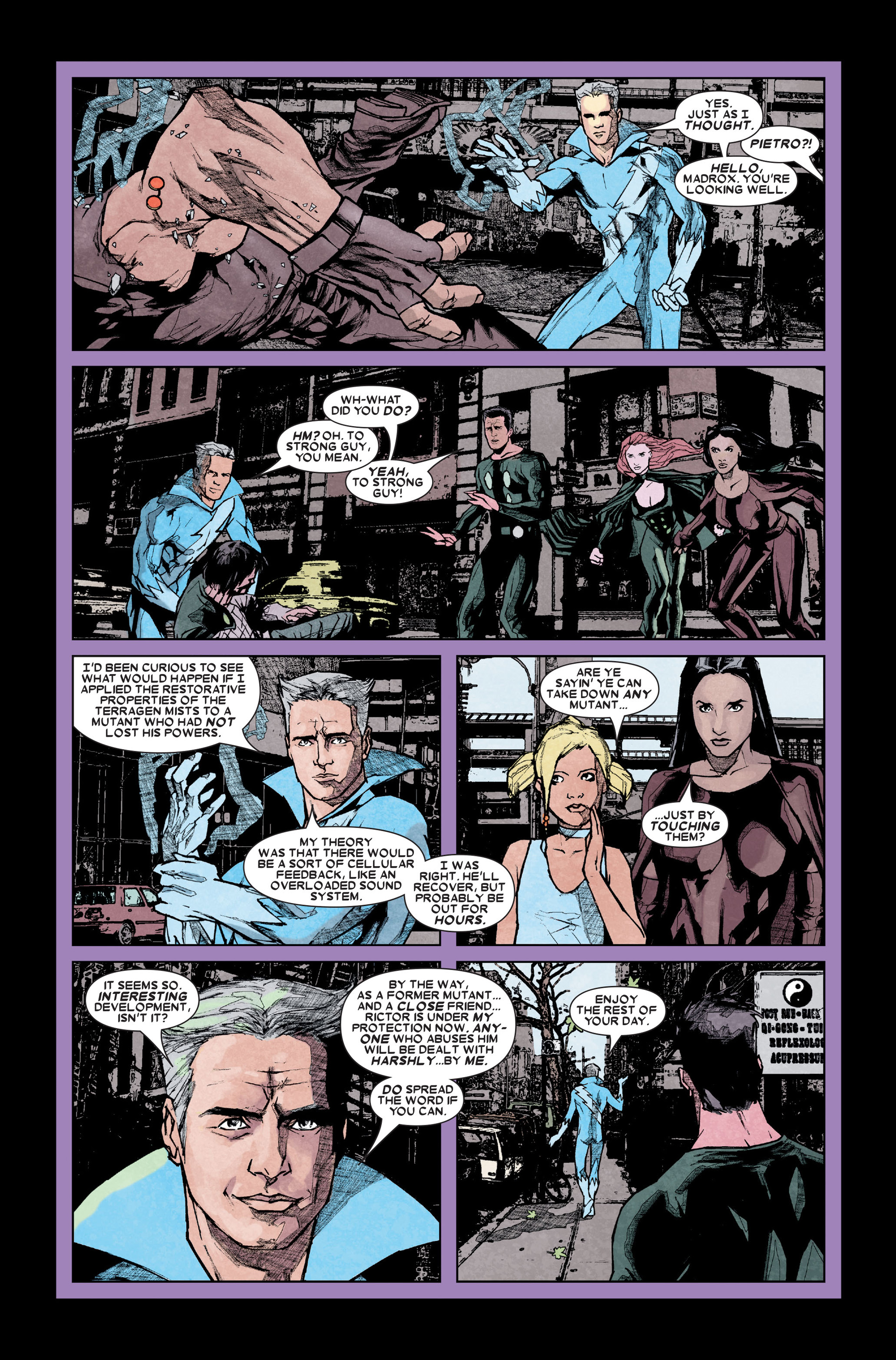 Read online X-Factor (2006) comic -  Issue #11 - 15
