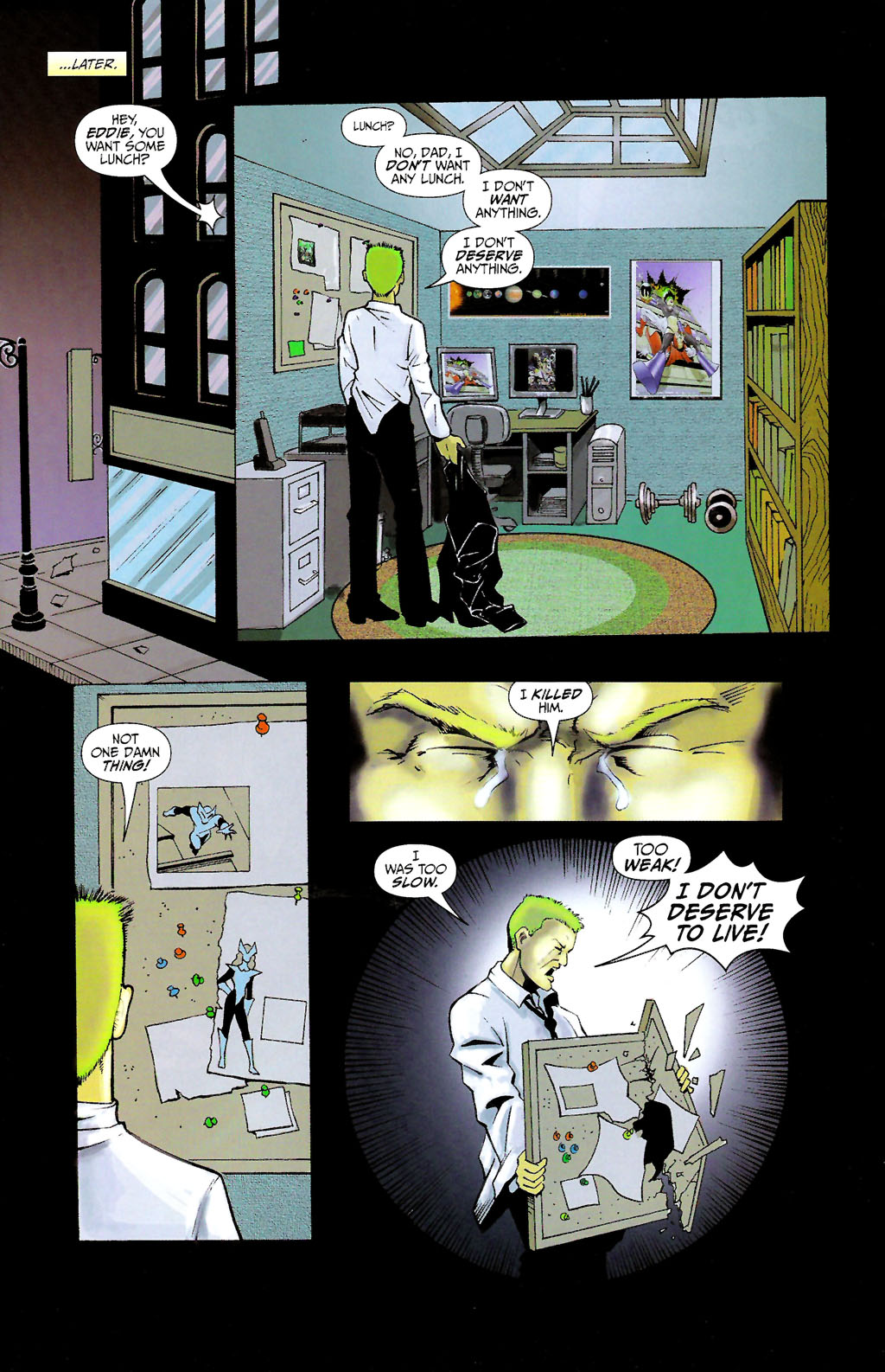 Read online ShadowHawk (2005) comic -  Issue #10 - 7