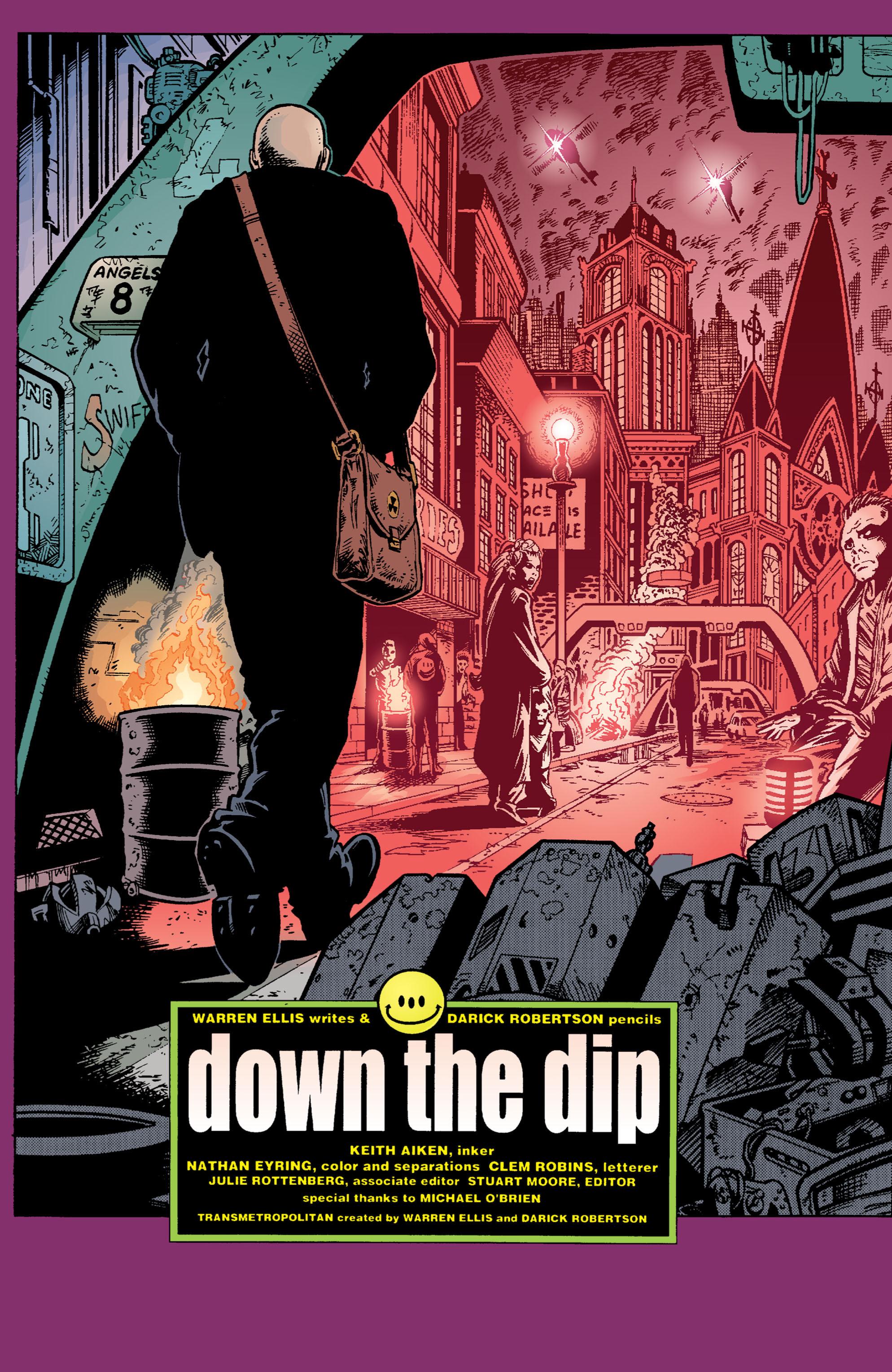 Read online Transmetropolitan comic -  Issue #2 - 5