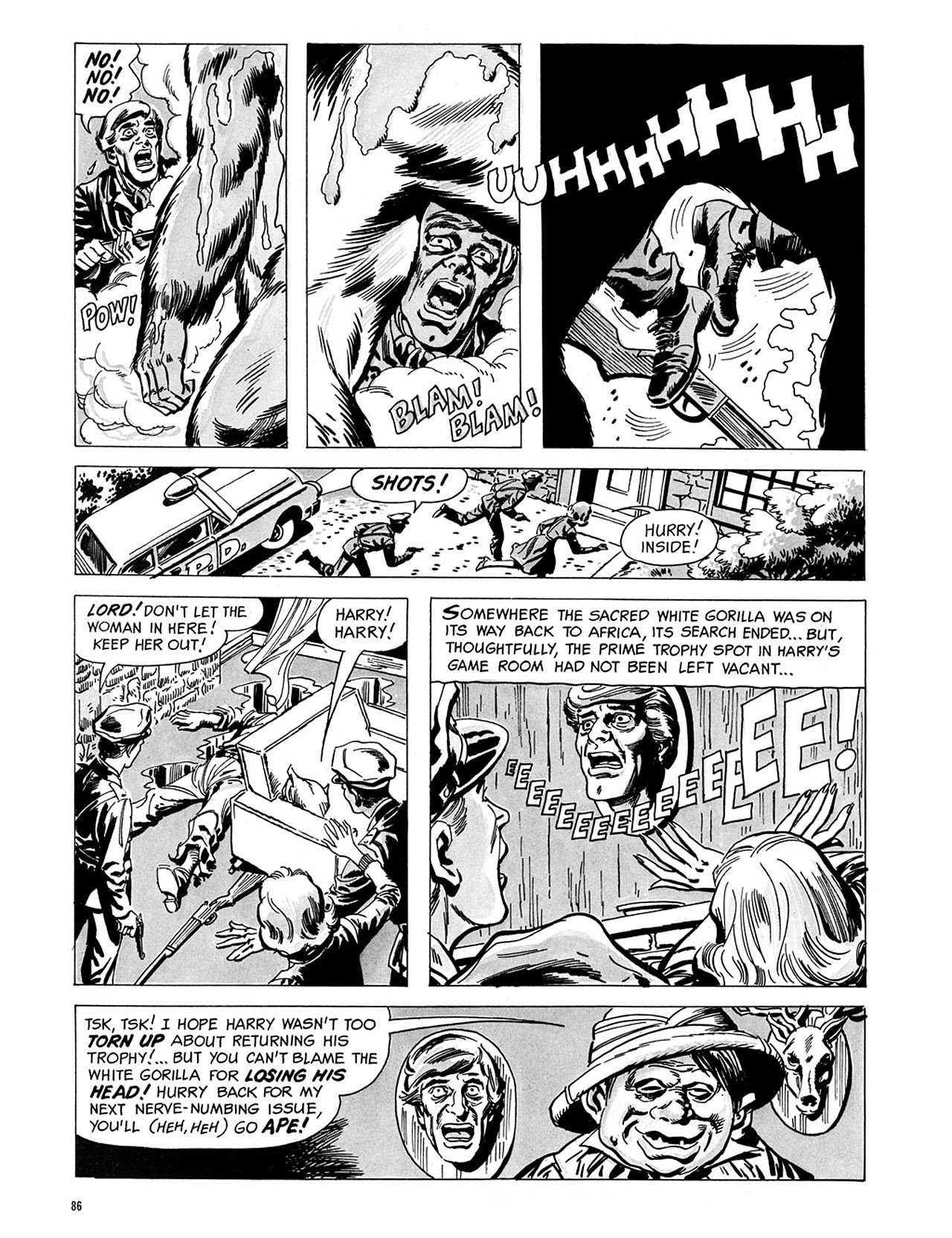 Read online Eerie Archives comic -  Issue # TPB 1 - 87