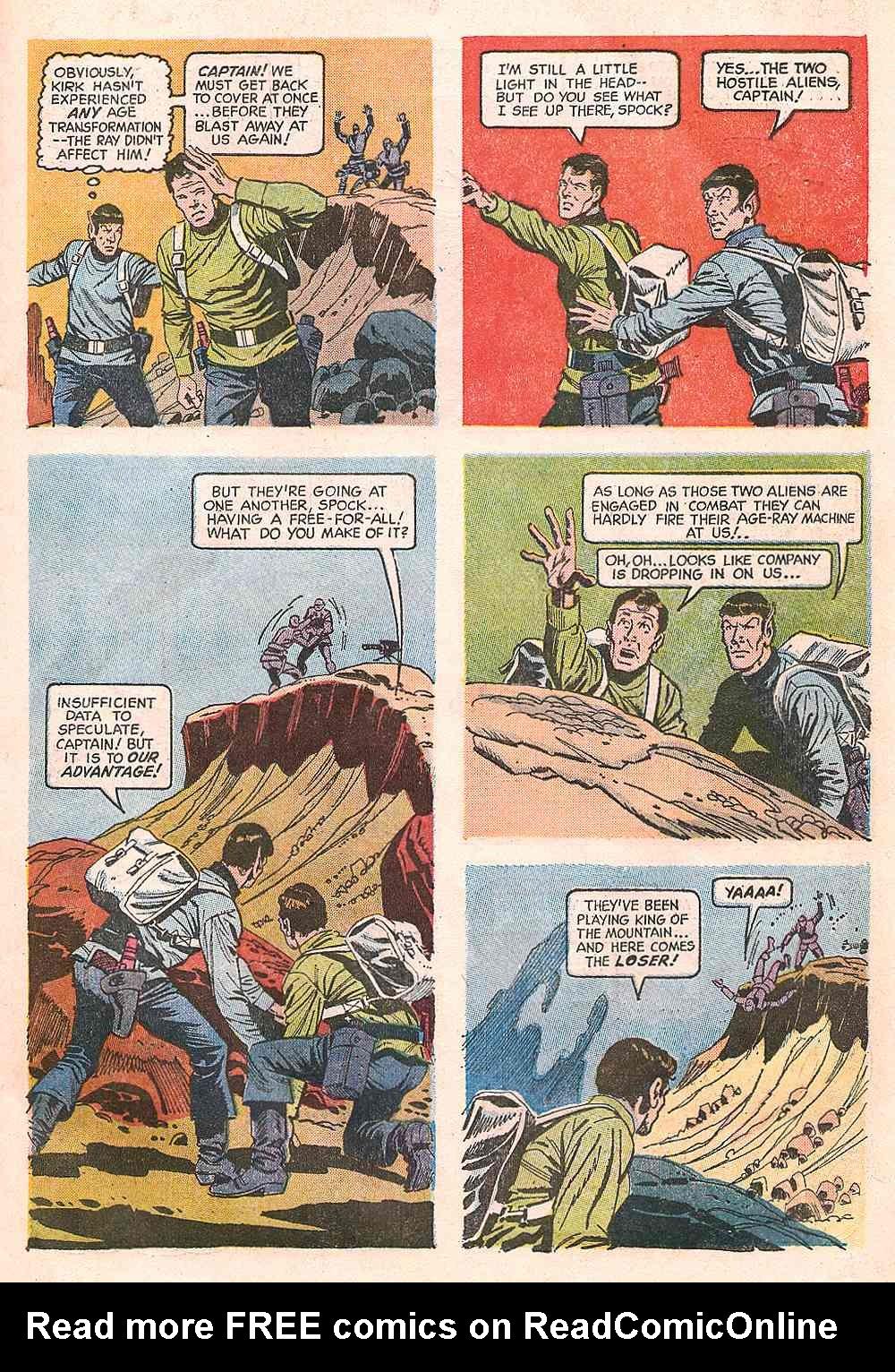 Star Trek (1967) issue 8 - Page 10