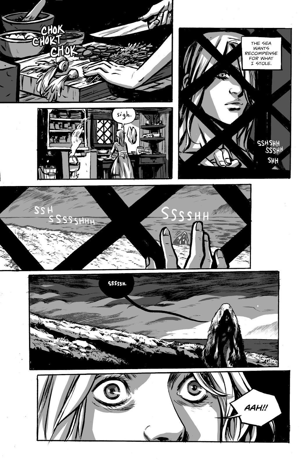 Read online Demeter comic -  Issue # Full - 10